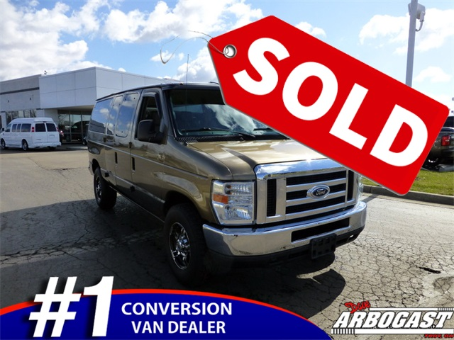 Used Ford Conversion Van (SOLD!!!)
