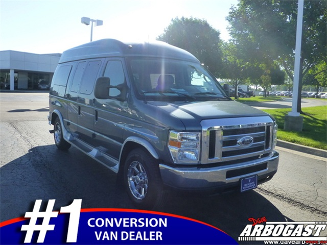 Used Ford Conversion Van Rocky Ridge