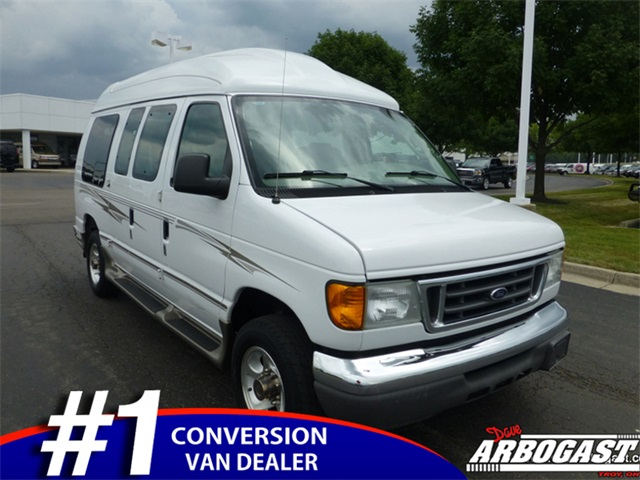 Used Ford Conversion Van Quality Coach