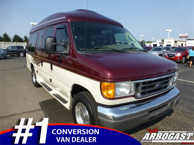 Used Ford Conversion Van Tuscany