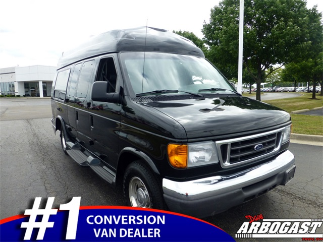 Used Ford Conversion Van Tuscany 14 Passenger