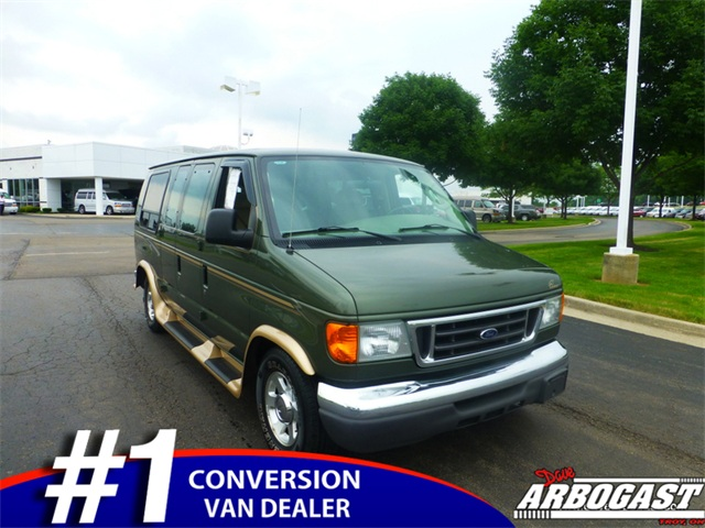 Used Ford Conversion Van Chariot 7 Passenger