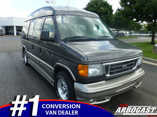 Used Ford Conversion Van Explorer Limited SE 7 Passenger