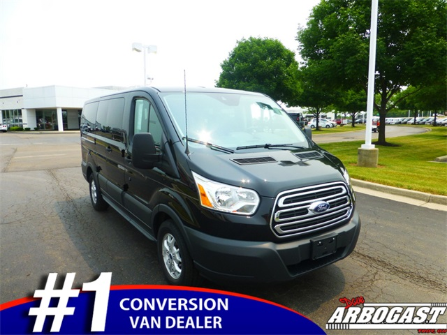 Used Ford Conversion Van Explorer 7 Passenger