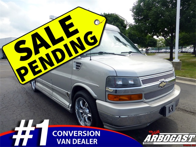 Used Chevrolet Conversion Van Explorer Limited SE
