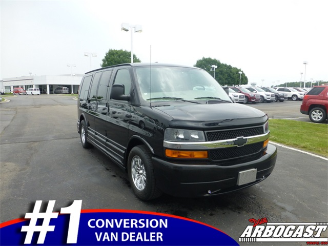 Used Chevrolet Conversion Van Cobra Limited Edition