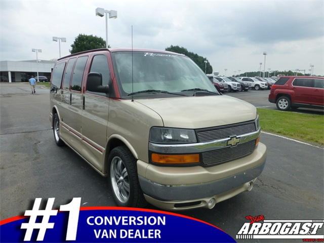 Used Chevrolet Conversion Van Regency