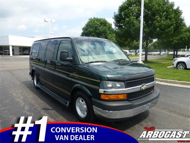 Used Chevrolet Conversion Van Archer
