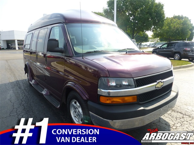 Used Chevrolet Conversion Van Regency Mobility AWD
