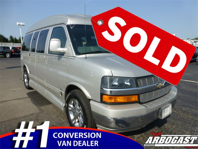 Used Chevrolet Conversion Van Explorer AWD