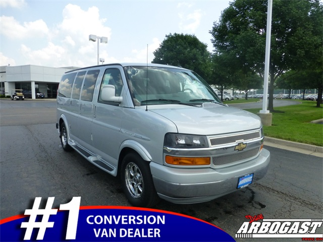 Used Chevrolet Conversion Van Explorer Limited SE 7 Passenger