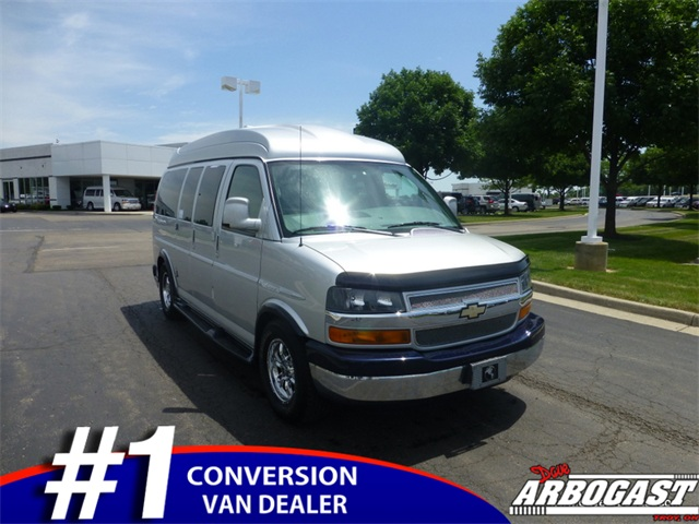Used Chevrolet Conversion Van Explorer Mobility