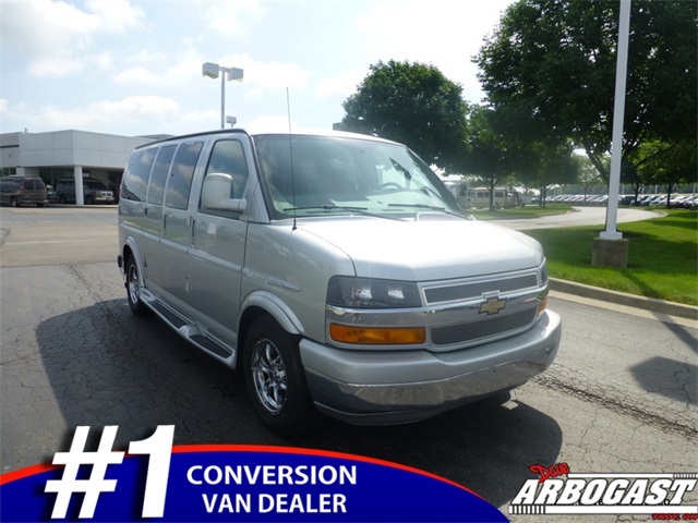 Used Chevrolet Conversion Van Explorer Limited 7 Passenger