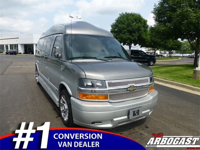 Used Chevrolet Conversion Van Explorer Limited SE 9 Passenger (SOLD!!!)
