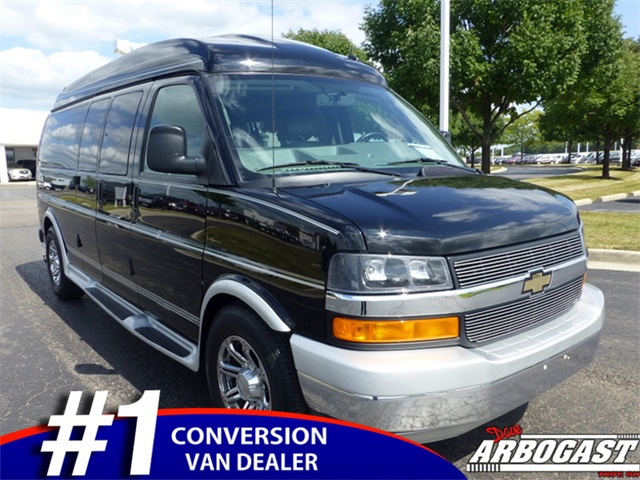 Used Chevrolet Conversion Van American Luxury Coach
