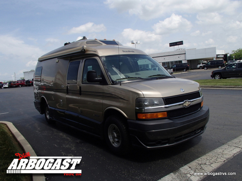 Used Roadtrek 210