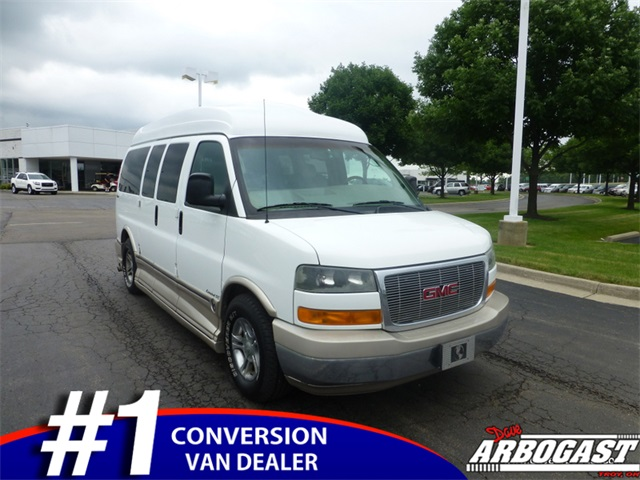 Used GMC Conversion Van Explorer Mobility