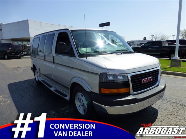 Used GMC Conversion Van Santa Fe 7 Passenger