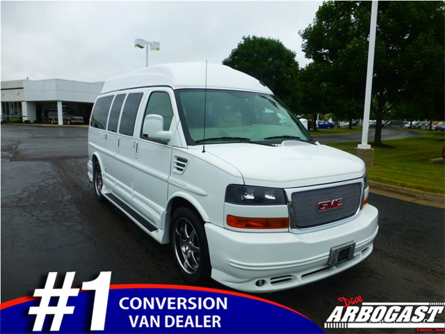 Used GMC Conversion Van Southern Comfort 7 Passenger