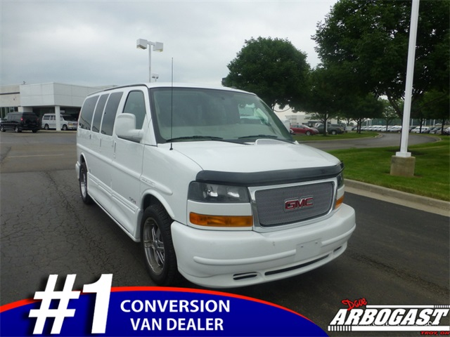 Used GMC Conversion Van Majestic SSX 7 Passenger