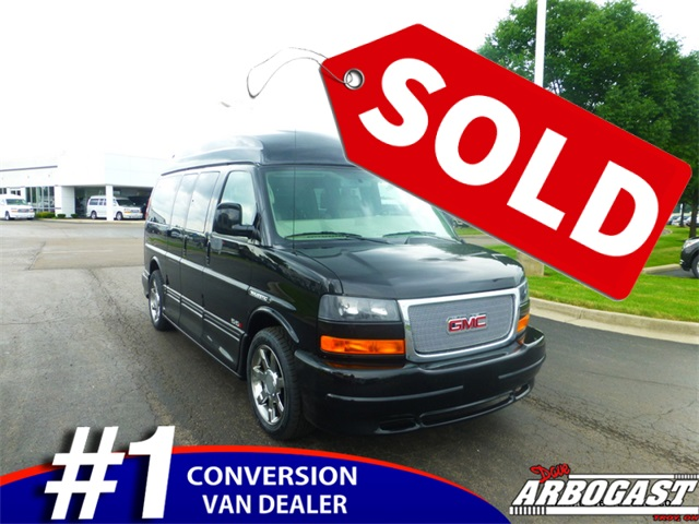 Used GMC Conversion Van Majestic SSX AWD (SOLD!!!)