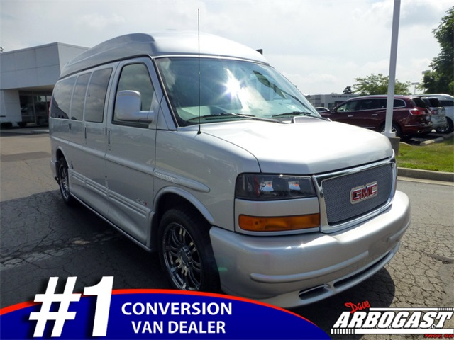 Used GMC Conversion Van Majestic SSX