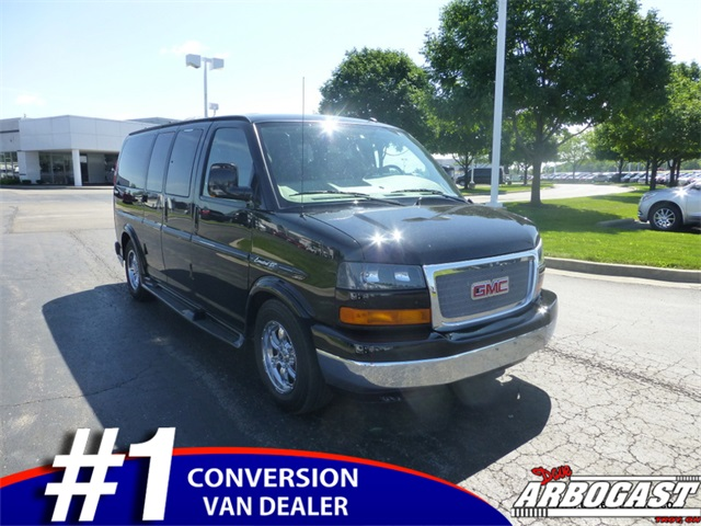 Used GMC Conversion Van Explorer Limited SE AWD 7 Passenger