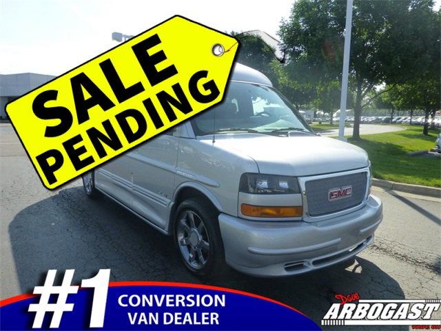 Used GMC Conversion Van Majestic SSX AWD 7 Passenger