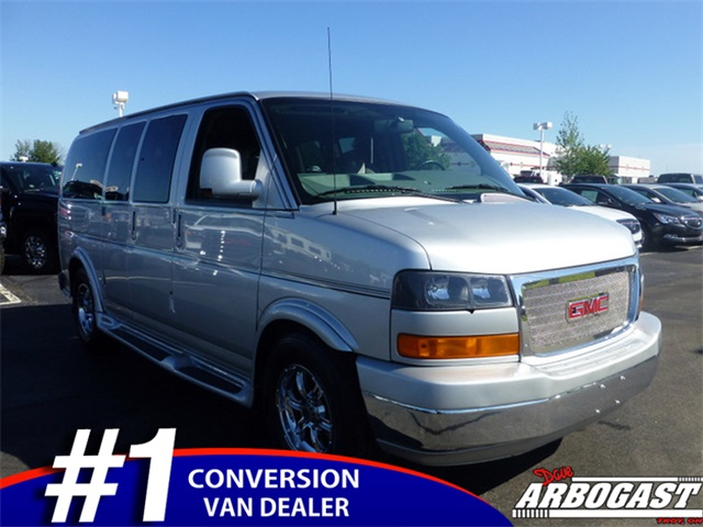 Used GMC Conversion Van Explorer Limited