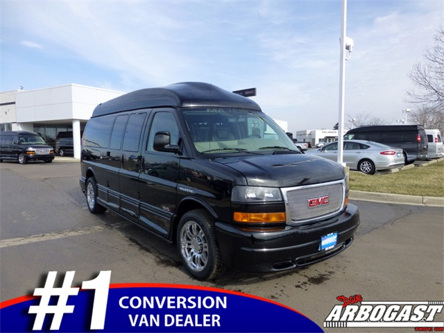 Used GMC Conversion Van Majestic 9 Passenger