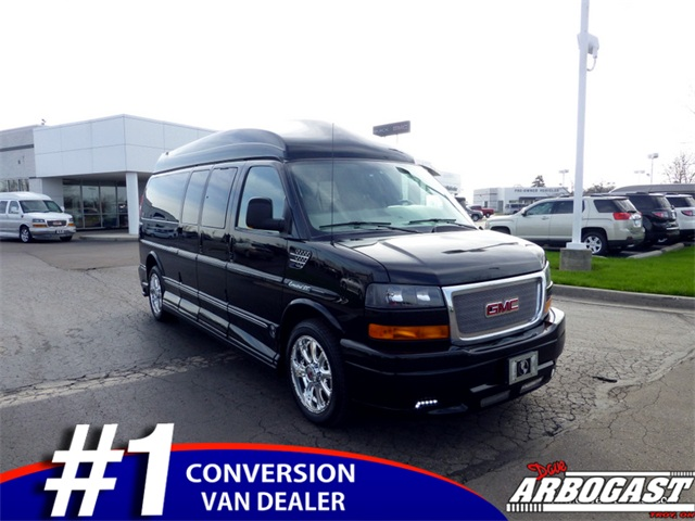 Used GMC Conversion Van Explorer 9 Passenger