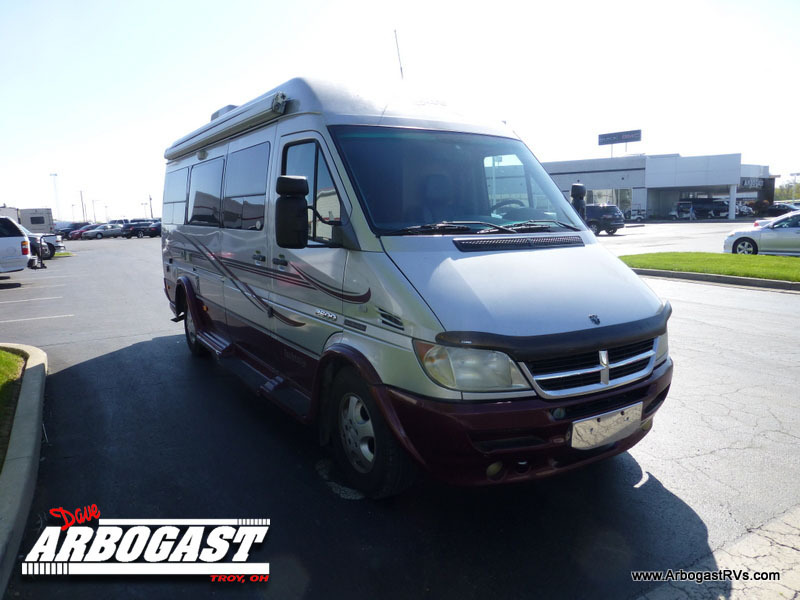 Used Leisure Travel Vans LSS