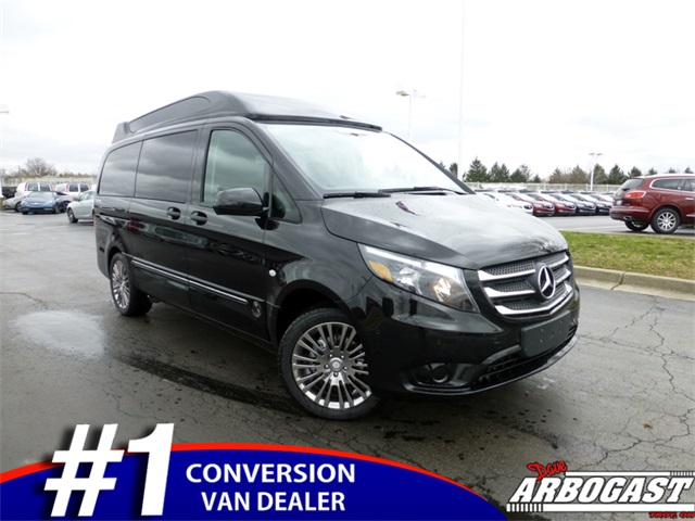 New 2017 mercedes benz conversion van metris by explorer for Mercedes benz van conversion