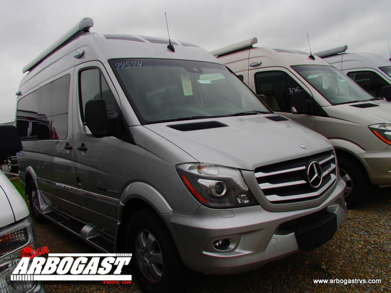 Simple New 2016 Roadtrek SS Agile XRV5757  Dave Arbogast