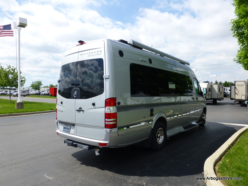 Excellent 2017 Winnebago Era 70A Class B RV For Sale In Thousand Oaks