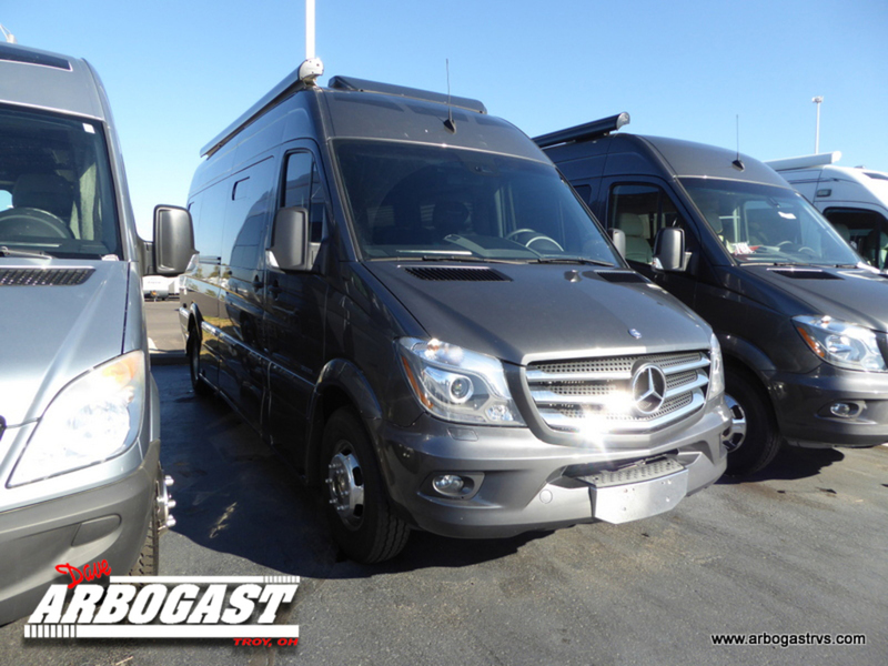 Pre-Owned 2015 Roadtrek TS Adventurous TS