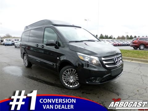 New 2016 mercedes benz conversion van metris by explorer for Mercedes benz conversion van
